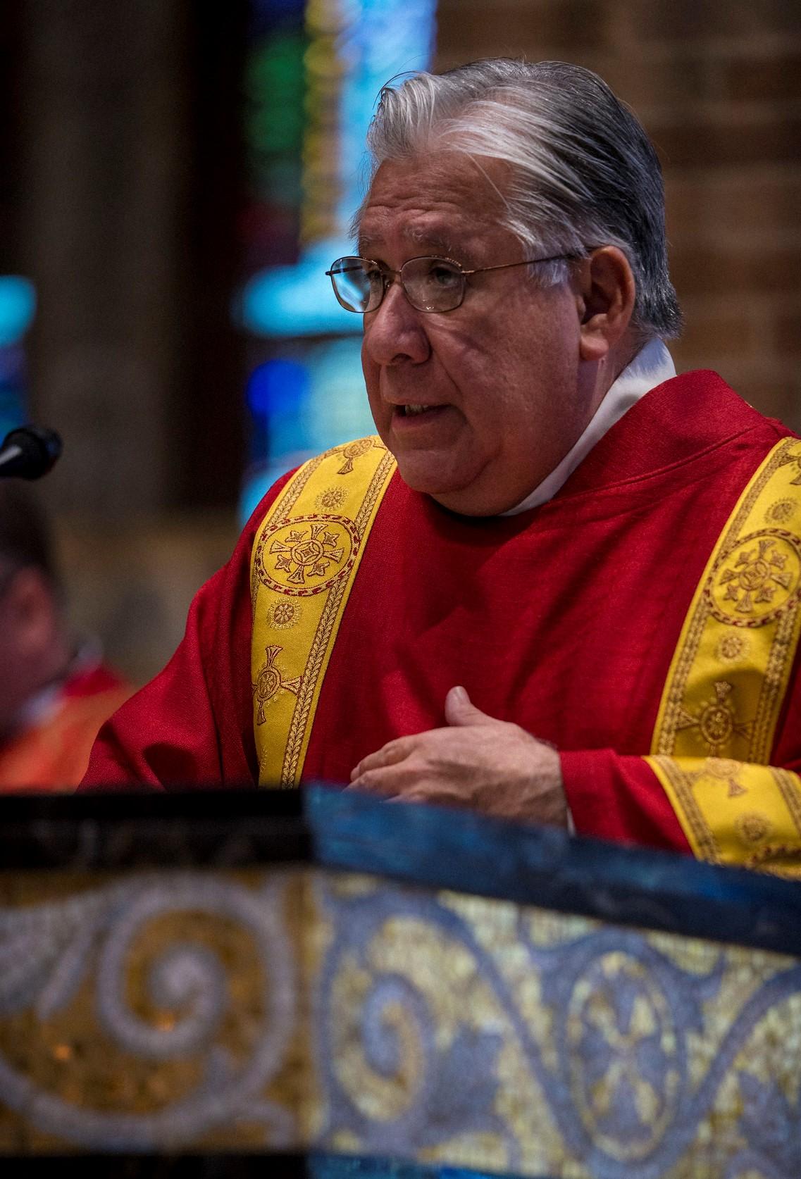 Dcn. Fred Arrambidez